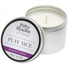 Fifty Shades Of Grey Play Nice Vanilje Lys Produktbillede 1