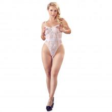 NO:XQSE Hvid Bundløs Body Produktbillede på model 1