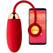 Svakom Ella Neo Interaktiv App-Styret Vibrator Æg produkt og app 1