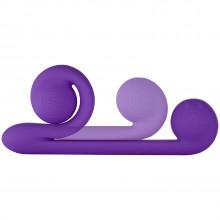 Snail Vibe Dual Stimulator  1