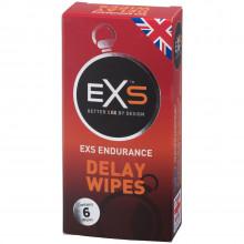 EXS Endurance Delay Servietter 6 stk Emballagebillede 1