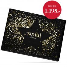 Sinful Deluxe Julekalender 2021