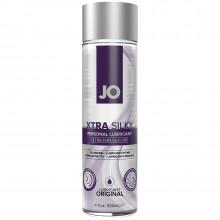 System Jo Xtra Silky Thin Silikone Glidecreme 120 ml  1