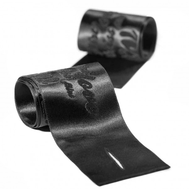 Bonbons Silky Sensual Handcuffs Bindebånd  1