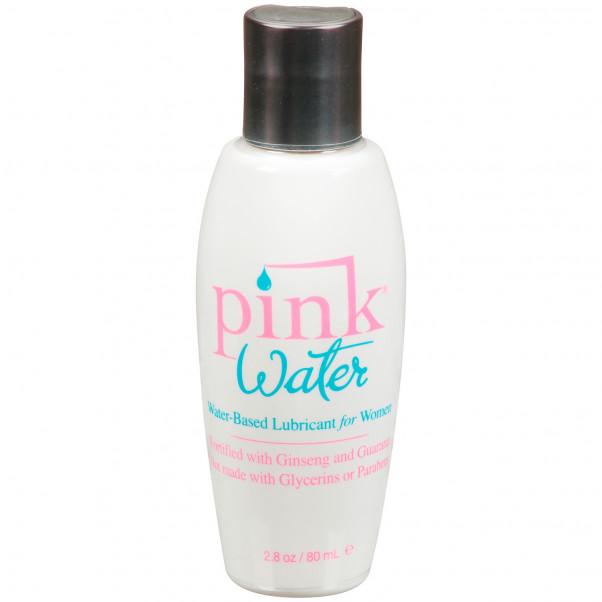 Pink Water Vandbaseret Glidecreme 80 ml  1