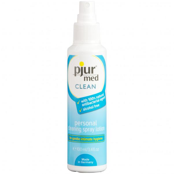 Pjur MED Clean Intim Spray 100 ml produktbillede 1