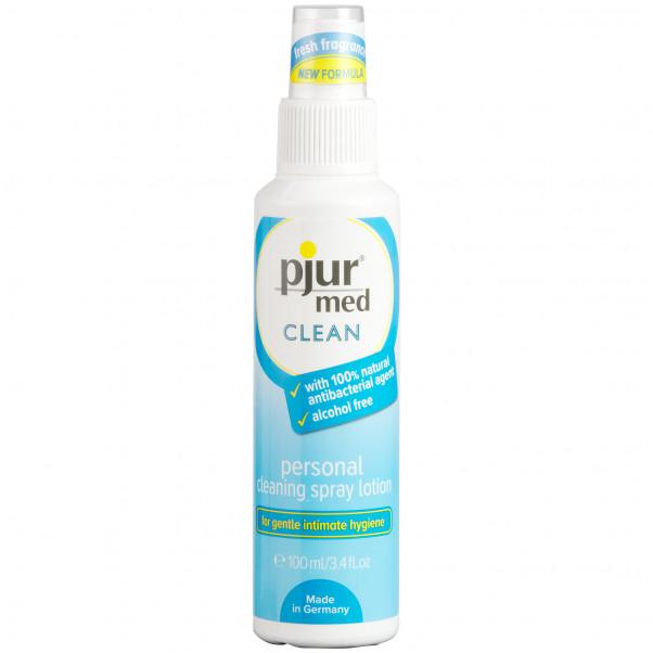 Pjur MED Clean Intim Spray 100 ml produktbillede 2