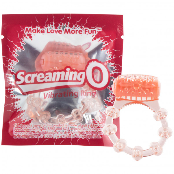 Screaming O Original Vibrator Ring -TESTVINDER  4