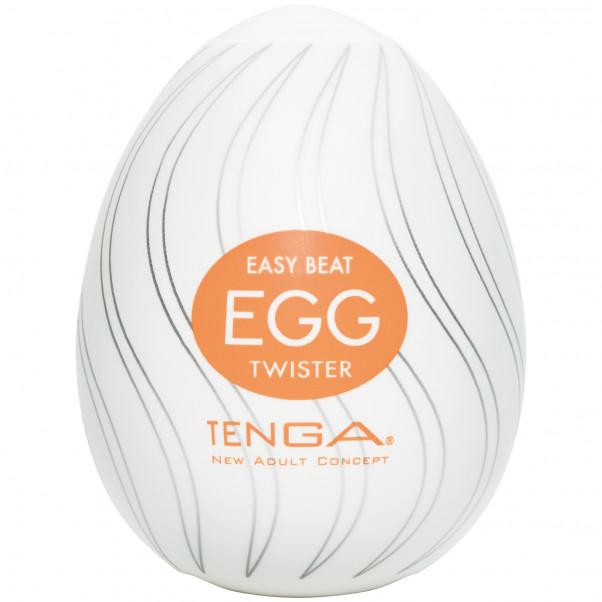 TENGA Egg Twister Onani Håndjob til Mænd håndbillede 1