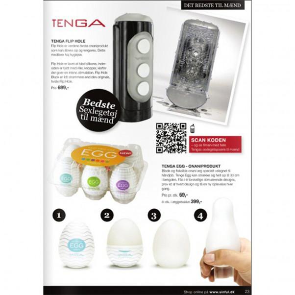 TENGA Eggs 6 pack Onani Håndjob til Mænd  4