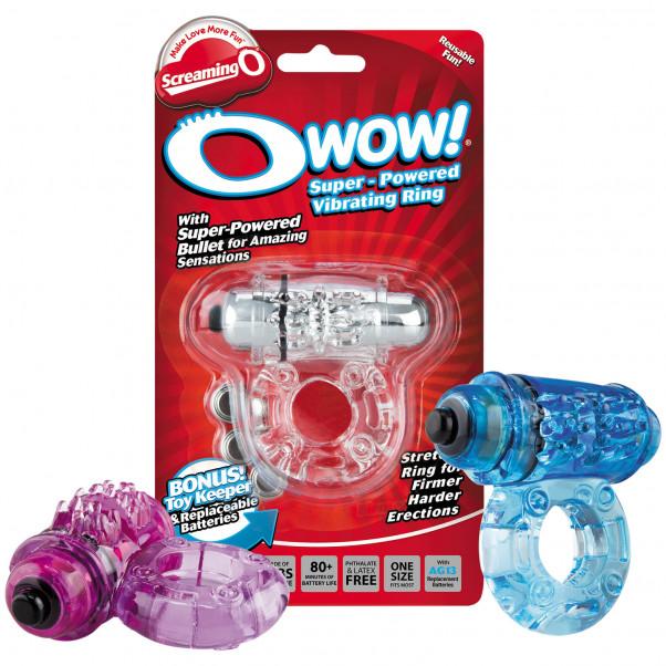 Screaming O OWow Vibrator Ring  4