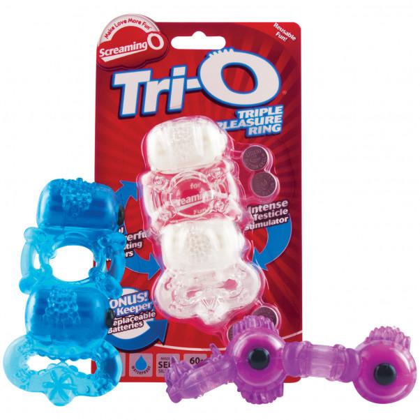 Screaming O TriO Dobbelt Vibrator Ring  3