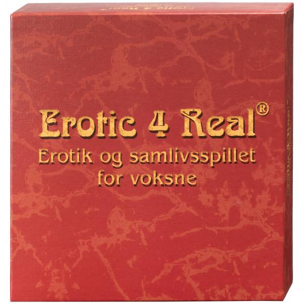 Erotic 4 Real Brætspil på Dansk  10