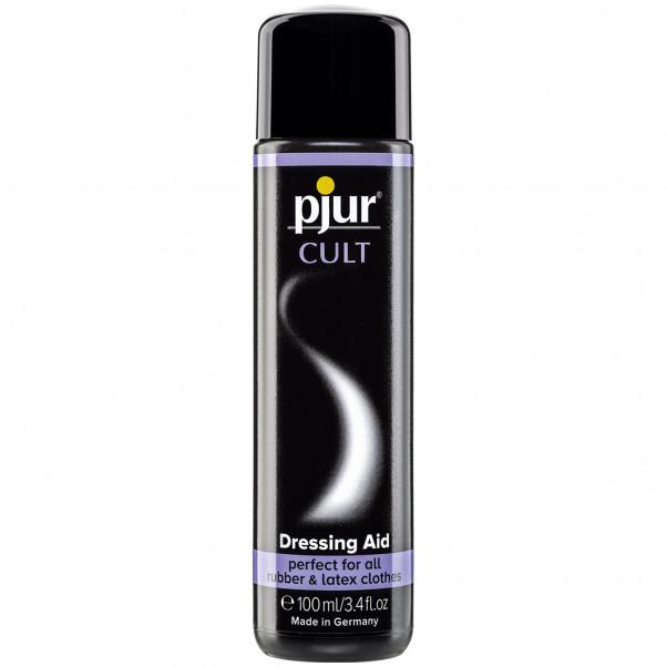 Pjur Cult Latex Dressing Aid og Conditioner 100 ml  1