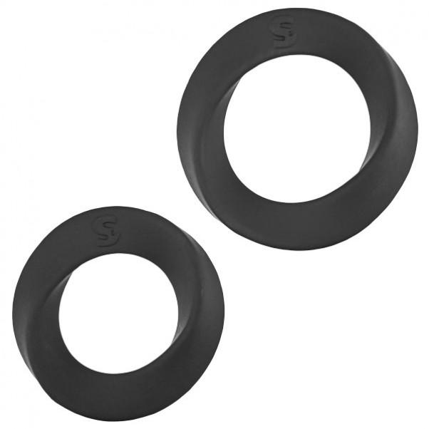 Shots Toys Forskellige Penis Ringe 2 stk