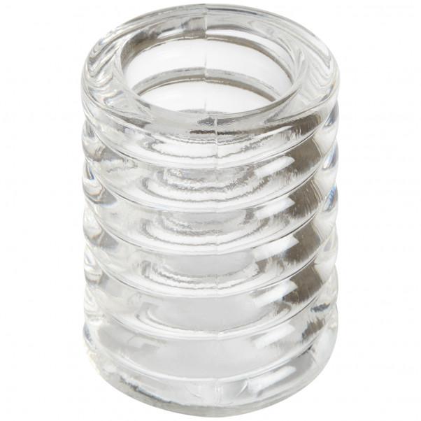 TitanMen Stretch Cock Cage Penis Ring produkt på dildo 2