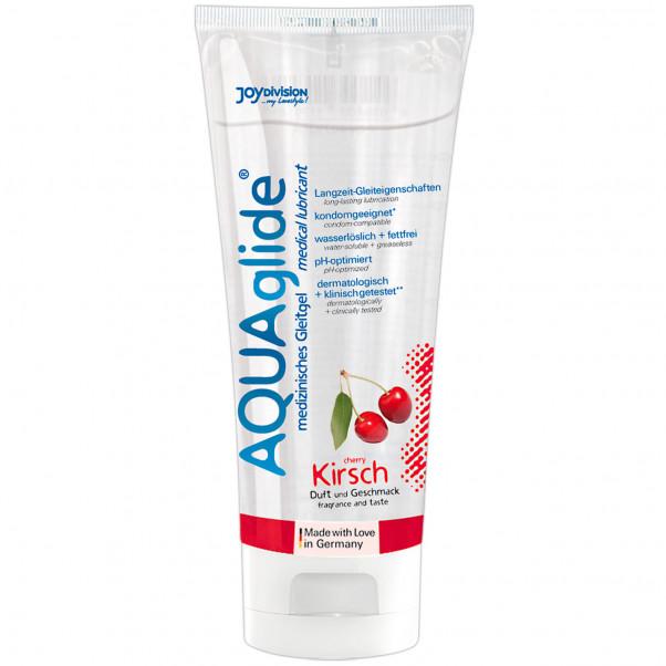 Aquaglide Glidecreme med Smag 100 ml - PRISVINDER  4