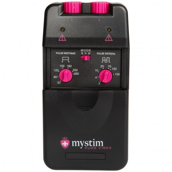 Mystim Pure Vibes Analog Elektro Sex Apparat  2