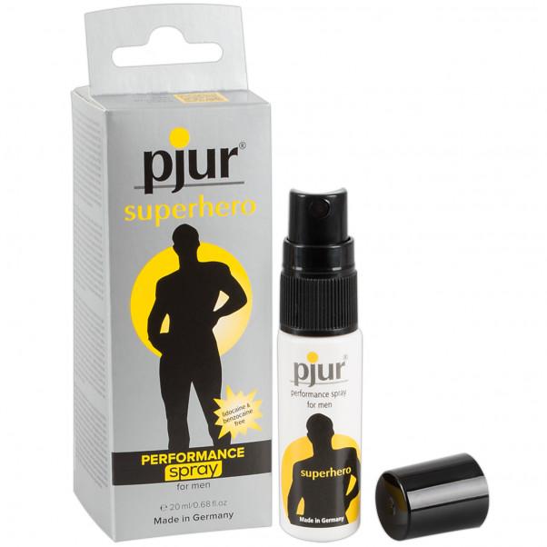 Pjur Superhero Performance Spray til Mænd 20 ml  1