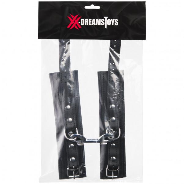 SToys Håndleds Manchetter Læder Smalle billede af emballagen 90