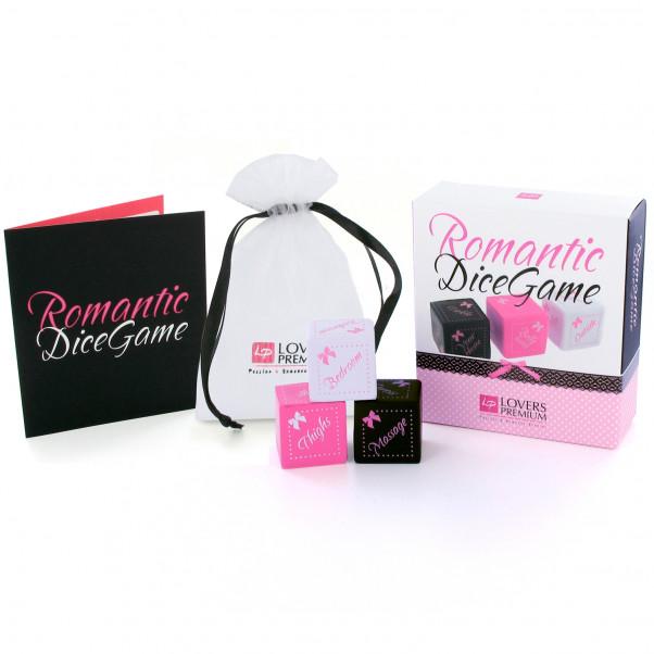 Lovers Premium Romantisk Terninge Spil  1