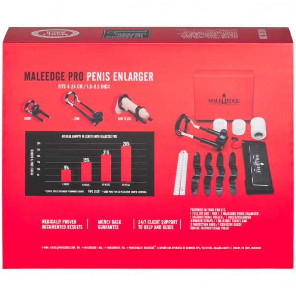 Male Edge Pro Penis Forstørrer billede af emballagen 90