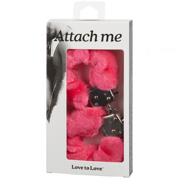 Love To Love Plys Håndjern billede af emballagen 90