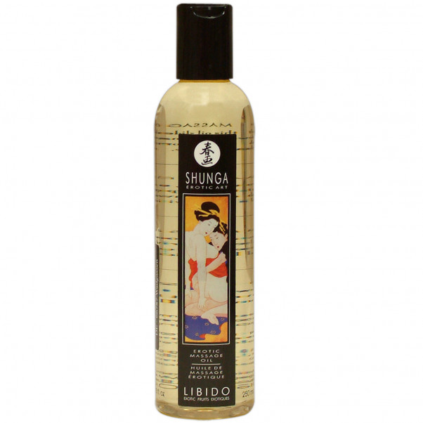 Shunga Erotisk Massageolie 250 ml  1