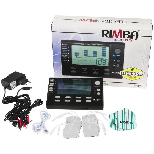 Rimba Digital Elektrosex Box 4 Kanaler billede af emballagen 1
