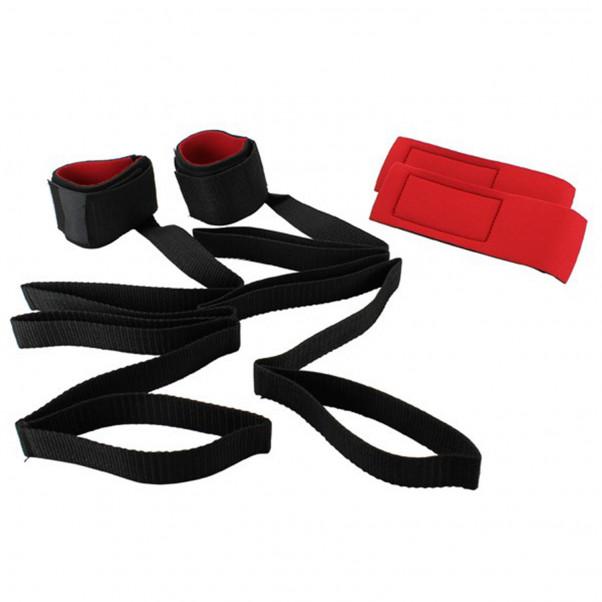 Bondage Sæt med Velcro Håndjern  1