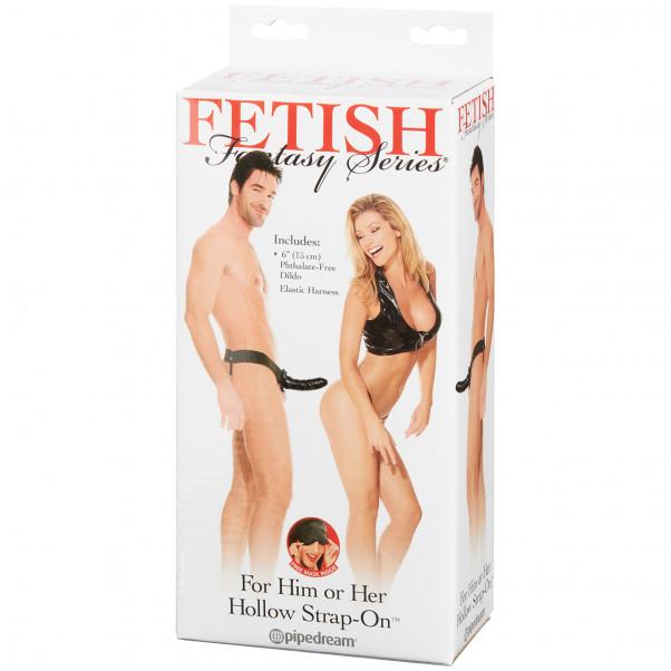 Fetish Fantasy Hollow Strap-on til Ham eller Hende billede af emballagen 90