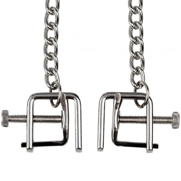 Spartacus Press Brystklemmer med Kæde billede af emballagen 3