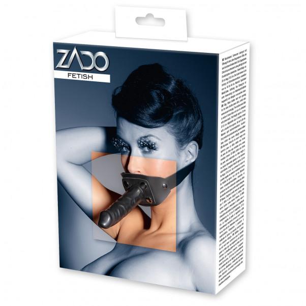 ZADO Dobbelt Dildo Gag billede af emballagen 90