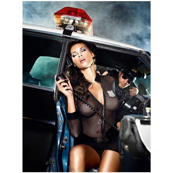 Baci Undercover Politi Uniform  3