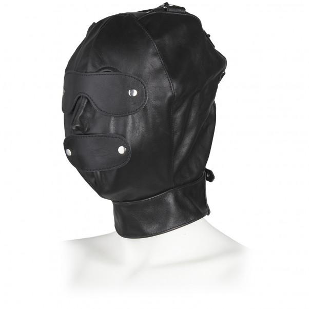 Rimba Justerbar Læder Maske produktbillede 1