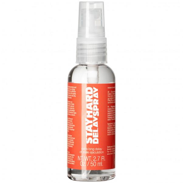 Stay Hard Spray mod Tidlig Udløsning 50 ml  1