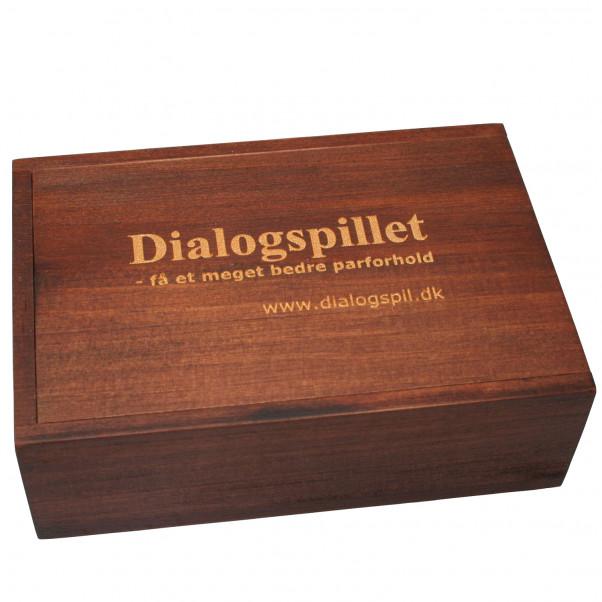 Dialogspillet Bedre Kommunikation I Parforholdet  2