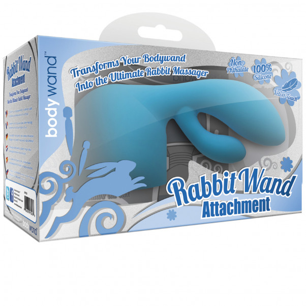 Bodywand Magic Wand Rabbit Tilbehør  10