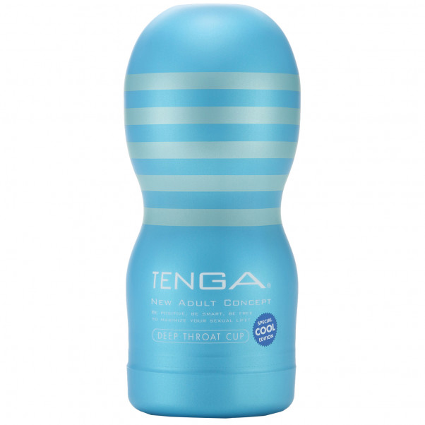 TENGA Deep Throat Cup Cool  100