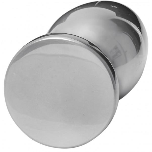 Metal Buttplug 9 cm  3