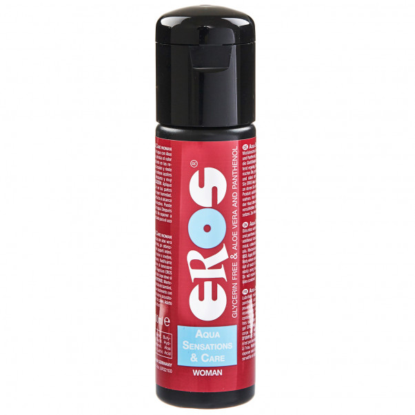 Eros Woman Aqua Glidecreme 100 ml  1