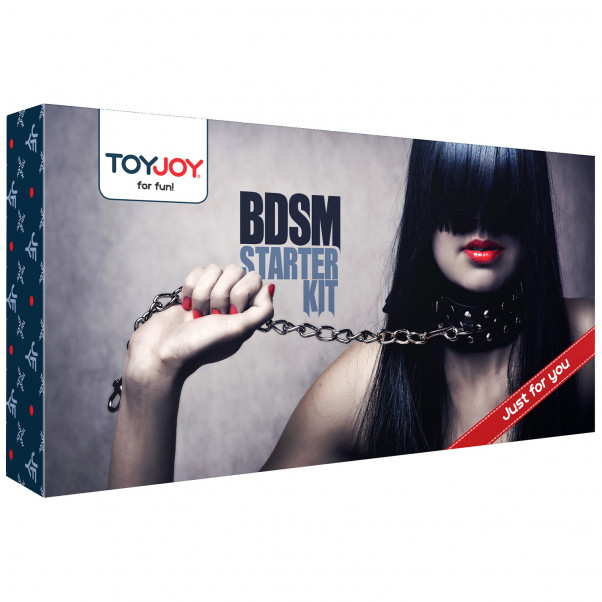 Toy Joy BDSM Starter Sæt  10