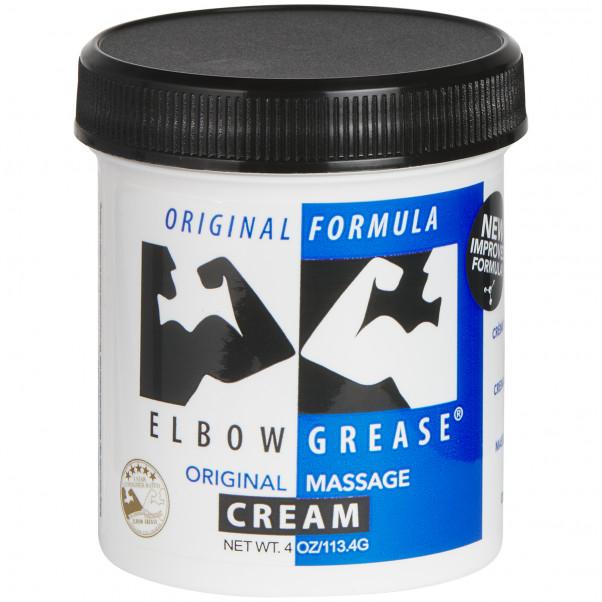 Elbow Grease Oliebaseret Glidecreme 118 ml produktbillede 1