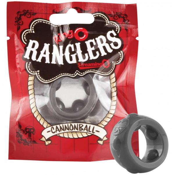 Screaming O RingO Rangler Cannonball Penisring