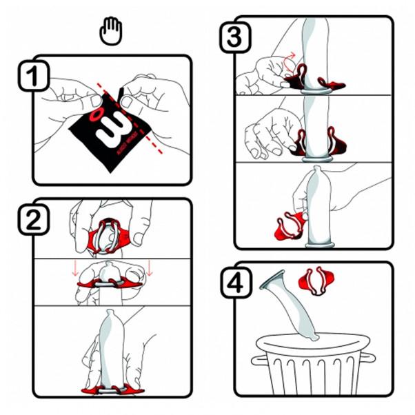 Wingman Kondomer 8 stk - TESTVINDER  4