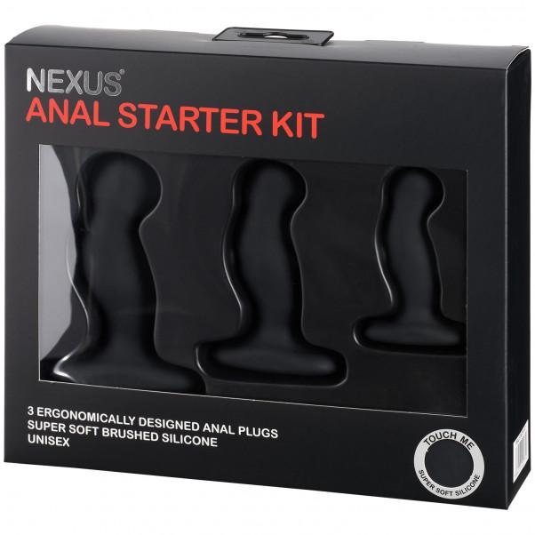 Nexus Anal Starter Kit billede af emballagen 90