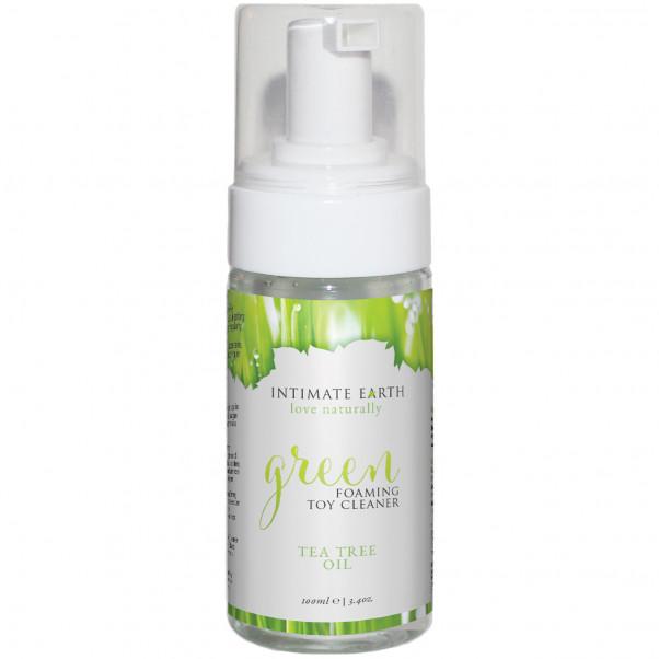 Intimate Earth Økologisk Sexlegetøjs Rengøring 100 ml  1