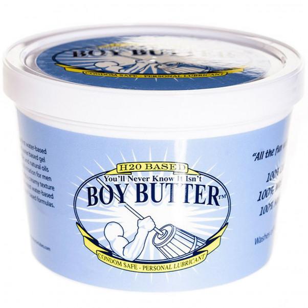 Boy Butter H2O Vandbaseret Glidecreme 118 ml  1