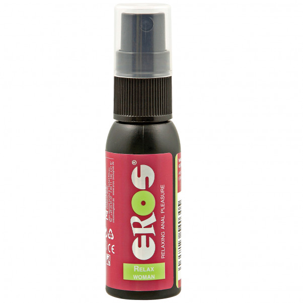 Eros Relax Woman Anal Afslapnings Spray 30 ml  1