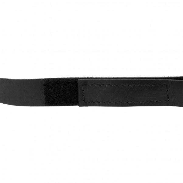 Spartacus Læder Blackout Blindfold produktbillede 2